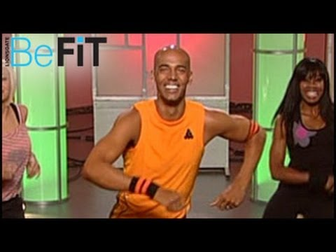 Fat-Burning Hip Hop Mix: Samba Dance Workout