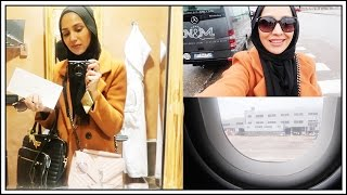 Vlog | Going to France! | Amena