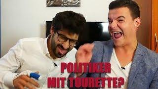 Politiker sein mit Tourette! Interview: Bijan Kaffenberger - Wenn sich zwei Touretter