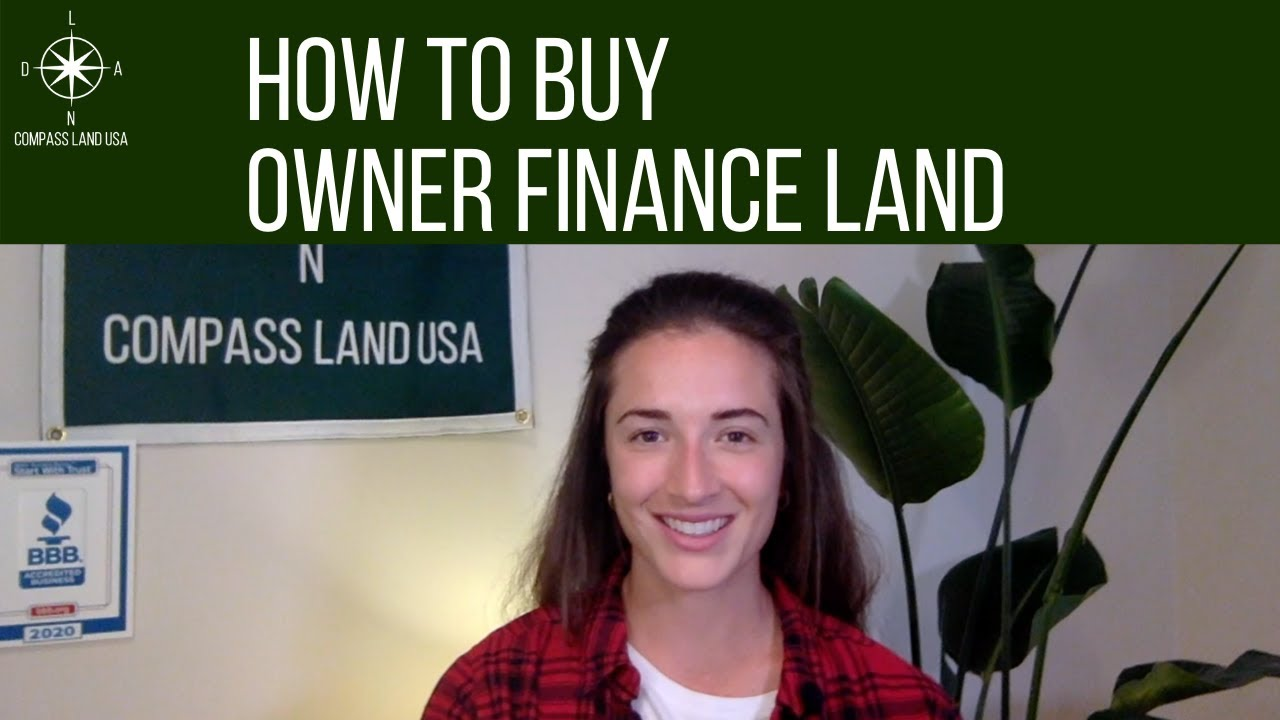 How To Buy Owner Finance Land for Sale