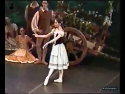 Giselle  Tamara Rojo