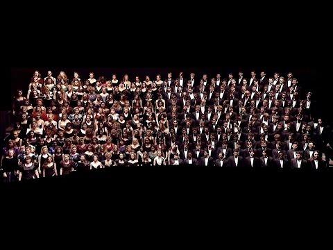 TMEA All State Choir Concert 1994