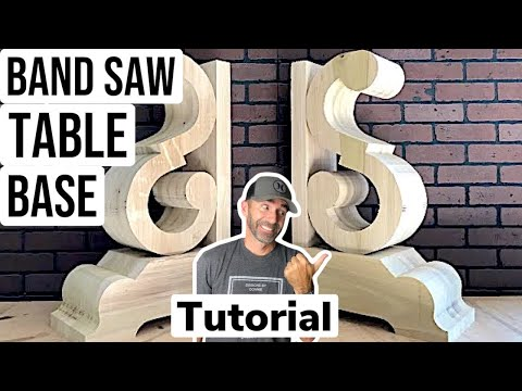 how-to-make-a-scroll-base-console-table- -part-1