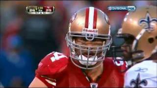 2011-2012 NFC Divisional Playoffs SF Defensive Summary