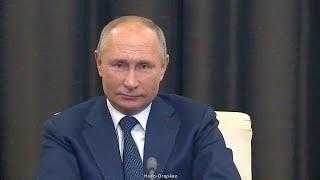 Путин ответил виртуальному ассистенту, может ли искусственный интеллект стать президентом