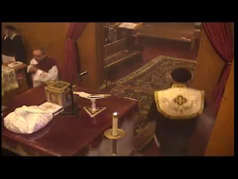 Vespers of the Feast of St Mercurius - Jun 15, 2018