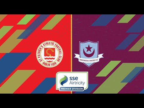 HIGHLIGHTS | St. Patrick's Athletic 2-0 Drogheda United - SSE Airtricity Premier Division