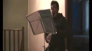 E. Cavallini capriccio N°2 per clarinetto