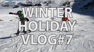 WINTER HOLIDAY | TU DELFT VLOG#7