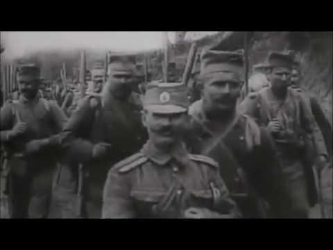 Marsirala kralja Petra garda - Srpska patriotska pesma