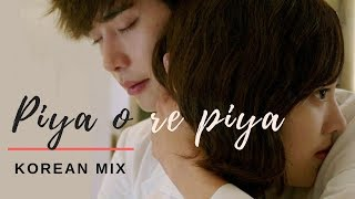 vuclip Piya O Re Piya | Korean Mix | Doctor Stranger |Jin Se-yeon and Lee Jong-suk