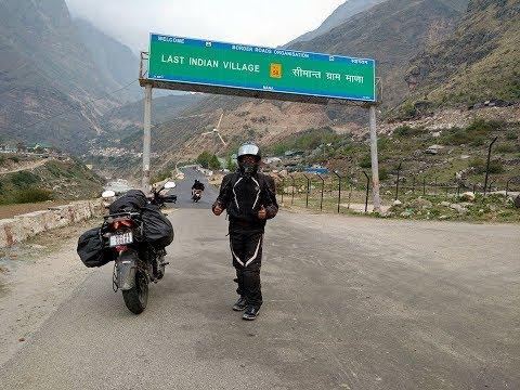 New Delhi to MANA - The Last Village of India