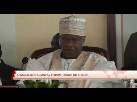 [ JT  ABK TV ] Cameroon Business Forum