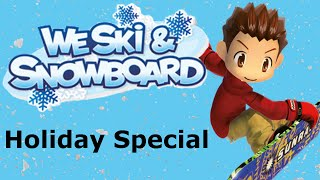 We Ski & Snowboard (Wii) - Holiday Special