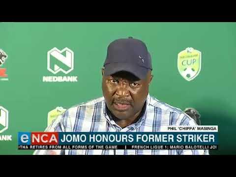 Jomo Sono honours Masinga