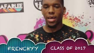O.T.M FRENCHYY - RAP SKOOL CLASS OF 2017 INTERVIEW