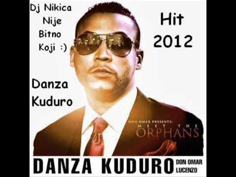 Don Omar - Danza Kuduro ft. Lucenzo (Dj Nikica Nije Bitno Koji) (Rmx 2012) █▬█ █ ▀█▀