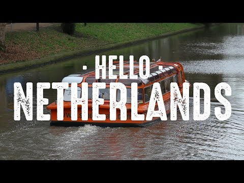Hello, Netherlands (+WTS Grand Finale Rotterdam)