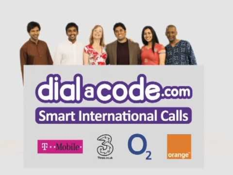 CALL INDIA WITH DIAL-A-CODE