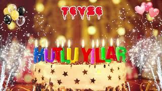 Doğum günün kutlu olsun TEYZE, İyi ki doğdun Mutlu Yıllar Sana, İsme Özel Doğum Günü Şarkısı