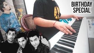 Woh Ladki Hai Kahan (Dil Chahta Hai) - EPIC PIANO COVER