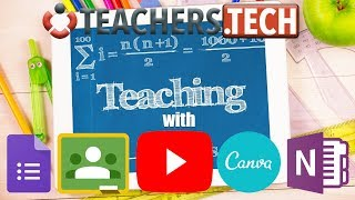 Top 5 Tech Tools to Take Control of Your Classroom
