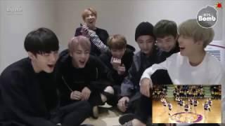 [BANGTWICE] BTS reacts to Twice