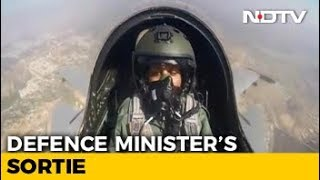 "Video Watch: From Inside Sukhoi 30, Nirmala Sitharaman's ""Memorable"" Flight download MP3, 3GP, MP4, WEBM, AVI, FLV Juli 2018"