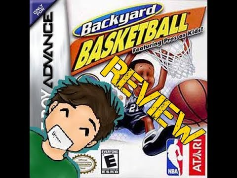 Backyard Basketball - Gameboy Advance (GBA) Game Review ...