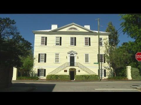 Charleston Unknown History: Grimke House