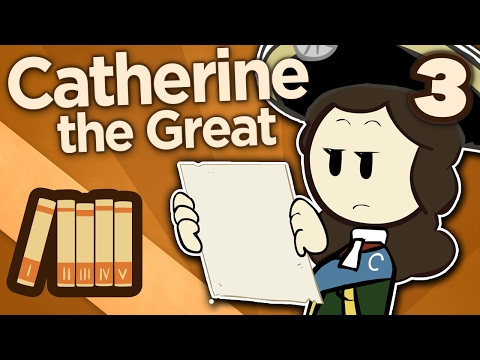 Catherine the Great - III: Empress Catherine at Last - Extra History
