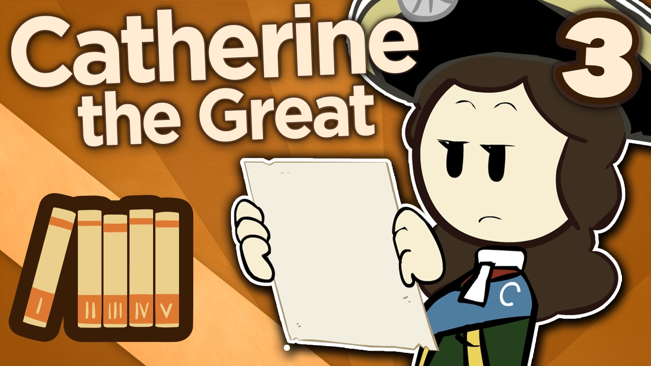 Catherine The Great Empress Catherine At Last Extra History 3