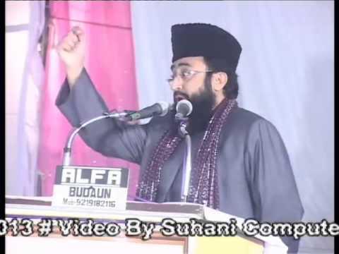 HIS Holiness Allama Usaid Ul Haq Sahab Qibla   URS E QADRI 2013   Full Speech