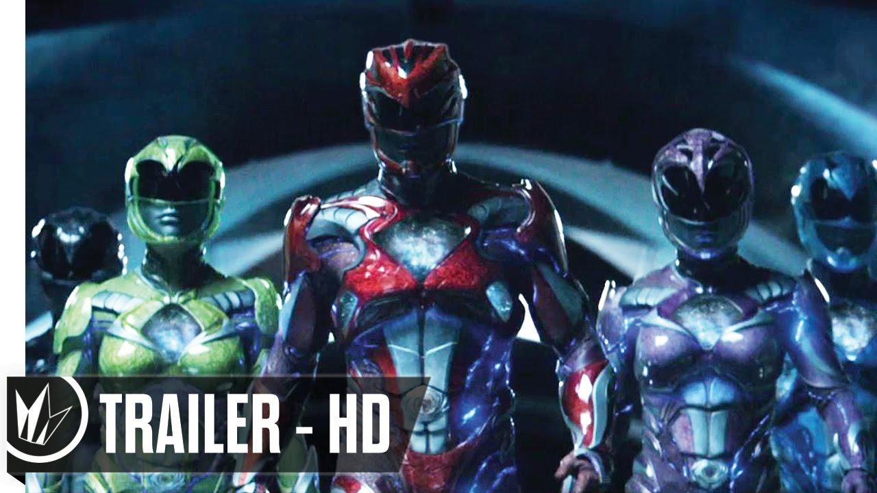 power rangers official trailer 2 2017 regal cinemas hd youtube