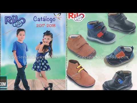 #583 Catálogo Rilo Shoes zapatos para niños al por mayor en USA