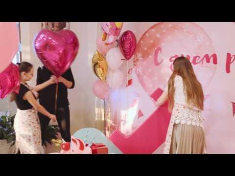 Воздушные и гелиевые шары в Москве. Оформление праздников в Москве!