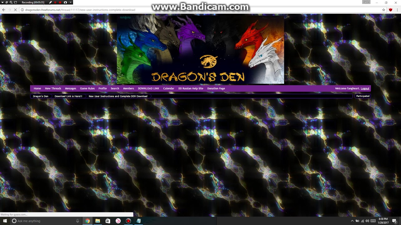 Dragons Den Online Free