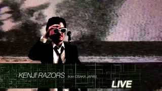 10/7発売!RAZORS EDGE- A.P.T.N〜RAW CARD(OFFICIAL VIDEO)