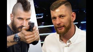 FONFARA rzucił boks i został AKTOREM l Andrzej Kostyra
