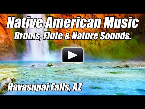 Native American Music Spiritual Indian Flute Shamanic Drums Relax New Age Nature Sounds Healing Song