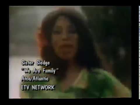 SISTER SLEDGE   WE ARE FAMILY 1979