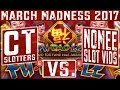 MARCH MADNESS 2017 - FU DAO LE Slot Machine (EAST Coast Round #2) Slot Machine Tournament