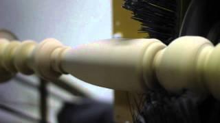 Станок токарно-фрезерный с копиром. Ножка.(, 2011-10-04T18:00:02.000Z)