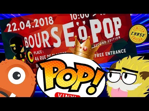 Rare Funko Heaven : Bourse O Pop - Second Edition