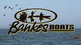 Bankes Boats 10' Pumpkin Seed Layout Boat