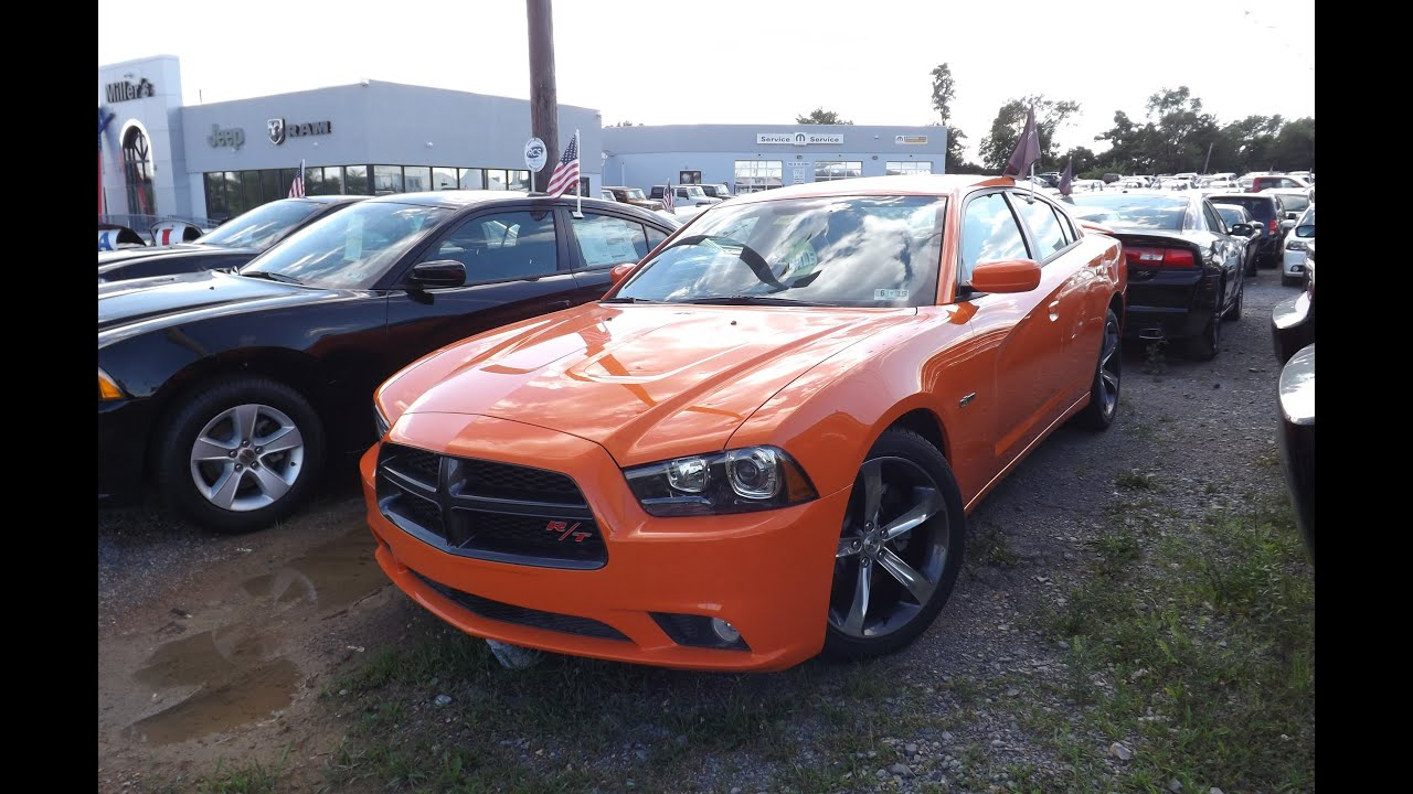 2014 Dodge Charger Rt Hemi Start Up And Tour Youtube