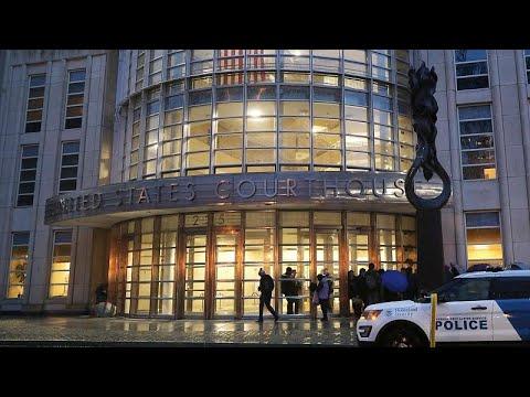 """""""El Chapo"""" começa a ser julgado em Nova Iorque"""
