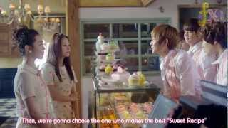 "[EngSub] ETUDE Drama ""Sweet Recipe"" Preview"