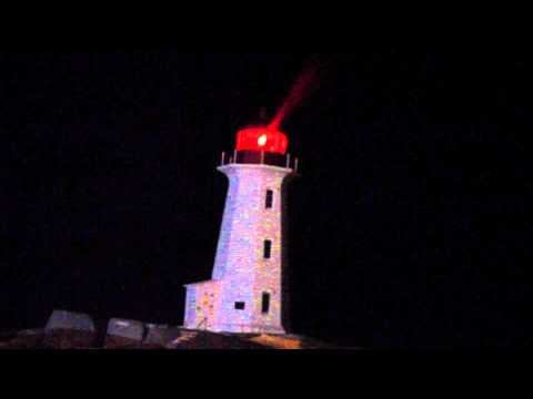 Hours of Sleep Music For Insomnia: Peggys Cove Crashing Waves