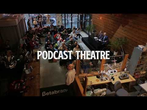Betabrand's Podcast Theatre: How The Audio Revolution Is Influencing Retail